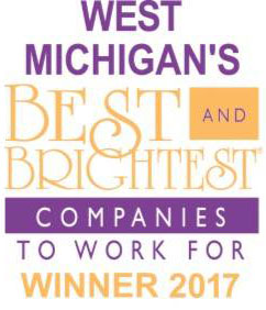 West Michigan's Best and Brightest Companies to Work for Winner 2017